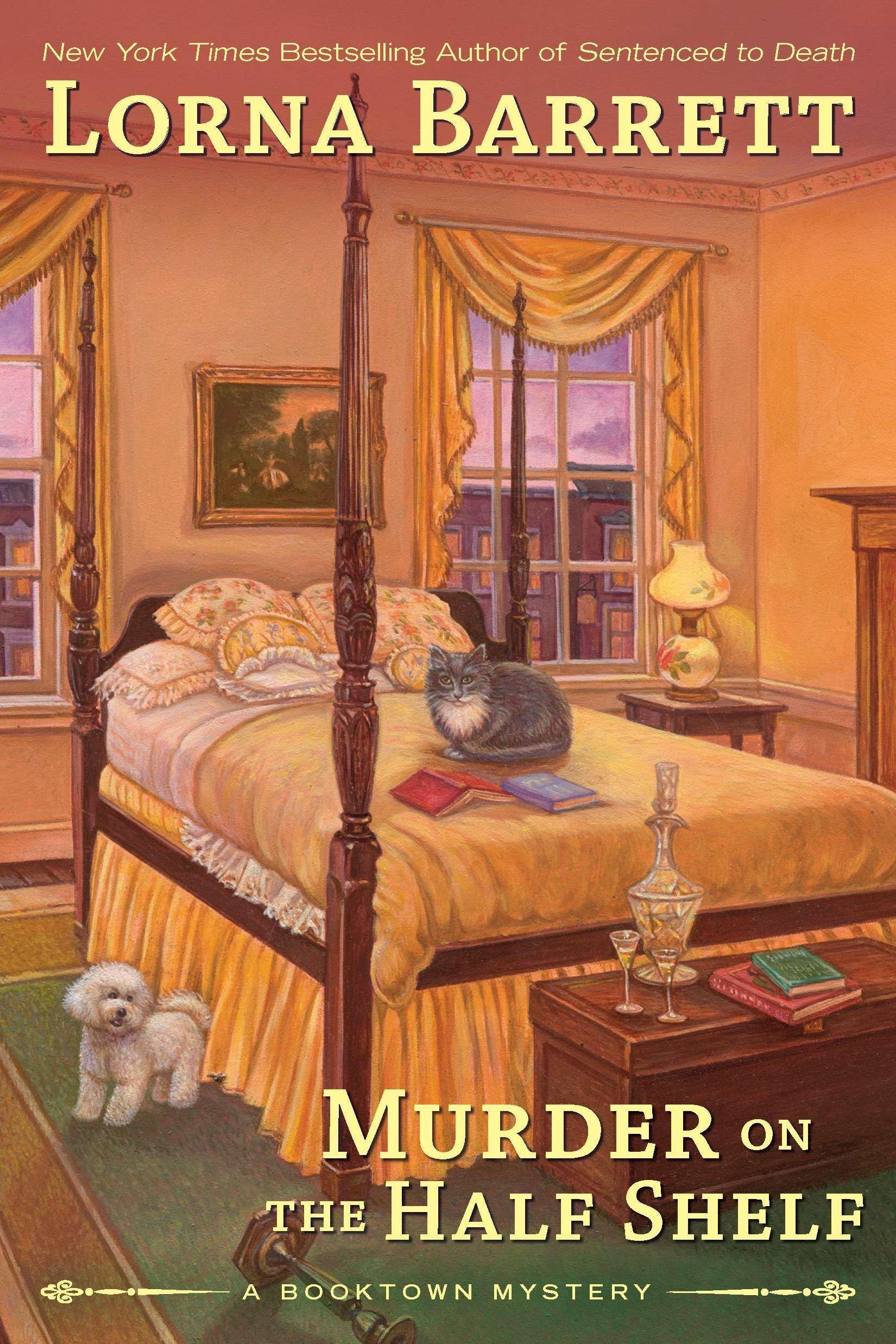 Read Online Murder on the Half Shelf (A Booktown Mystery) pdf epub