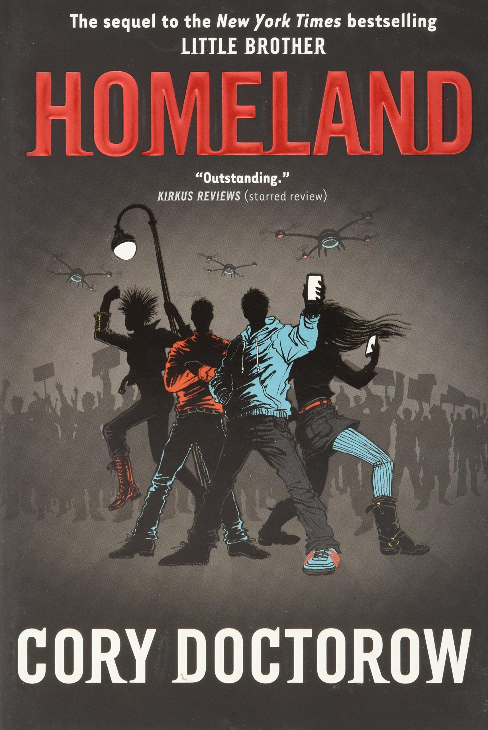 Homeland (Anglais) Relié – 5 février 2013 Cory Doctorow Tor Book 0765333694 Kinder- und Jugendbücher