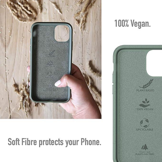 Woodcessories - Funda Bio Compatible con iPhone 11: Amazon.es ...