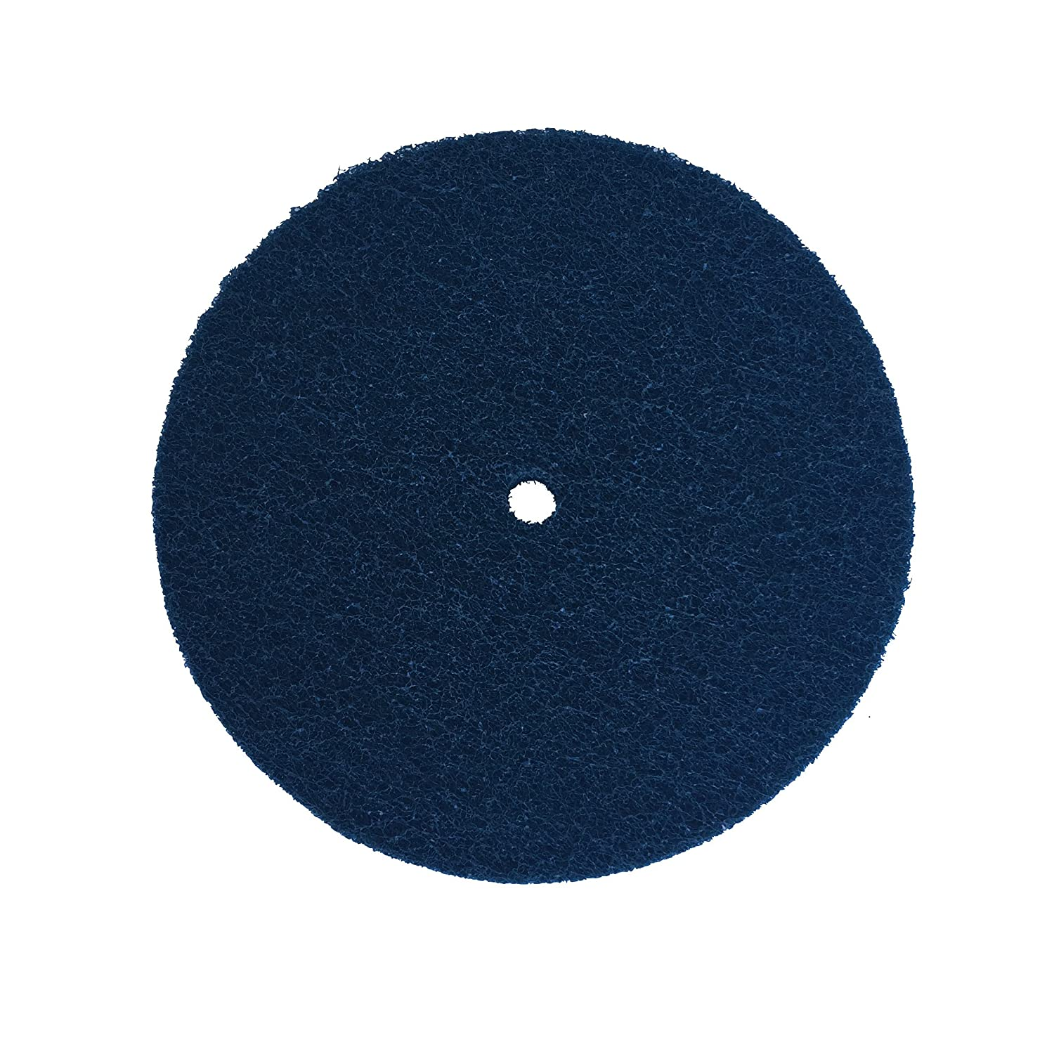 Renegade Products 8 Diameter Surface Prep Buff and Blend Disc Medium Blue 150-180 Grit Finish for Sanding /& Polishing Aluminum /& Stainless Steel Maverick Abrasives 2-Ply