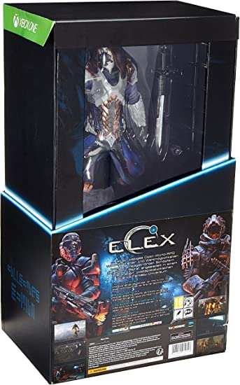 Elex: - Collectors Edition - Xbox One [Importación alemana]: Amazon.es: Videojuegos
