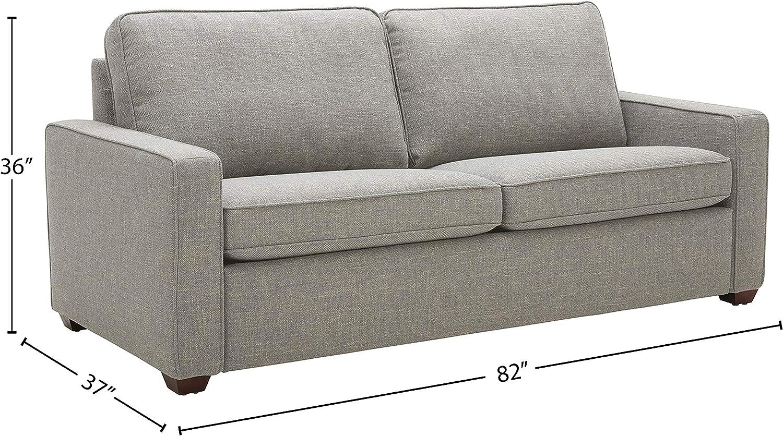 - Amazon.com: Amazon Brand – Rivet Andrews Contemporary Sofa With