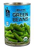 Red Belle Farms Organic Cut Green Beans, 14.5 oz