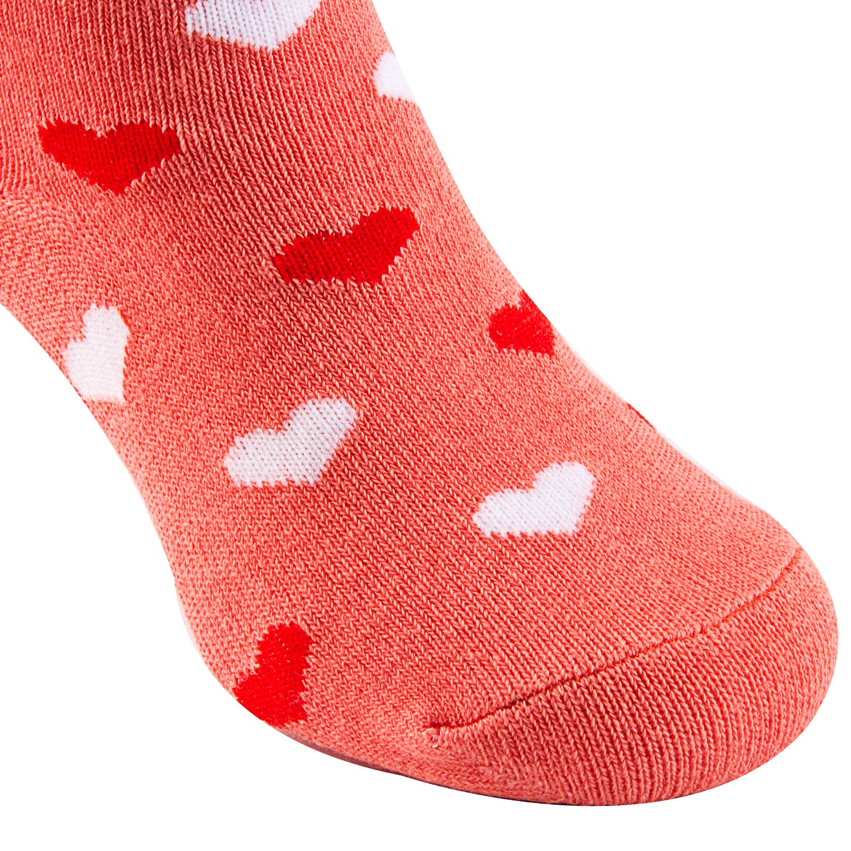 Lian LifeStyle Unisex Baby 3-Pairs-Pack Knee High Cotton Non-Skid Socks