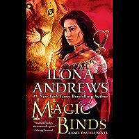 Magic Binds (Kate Daniels Book 9)
