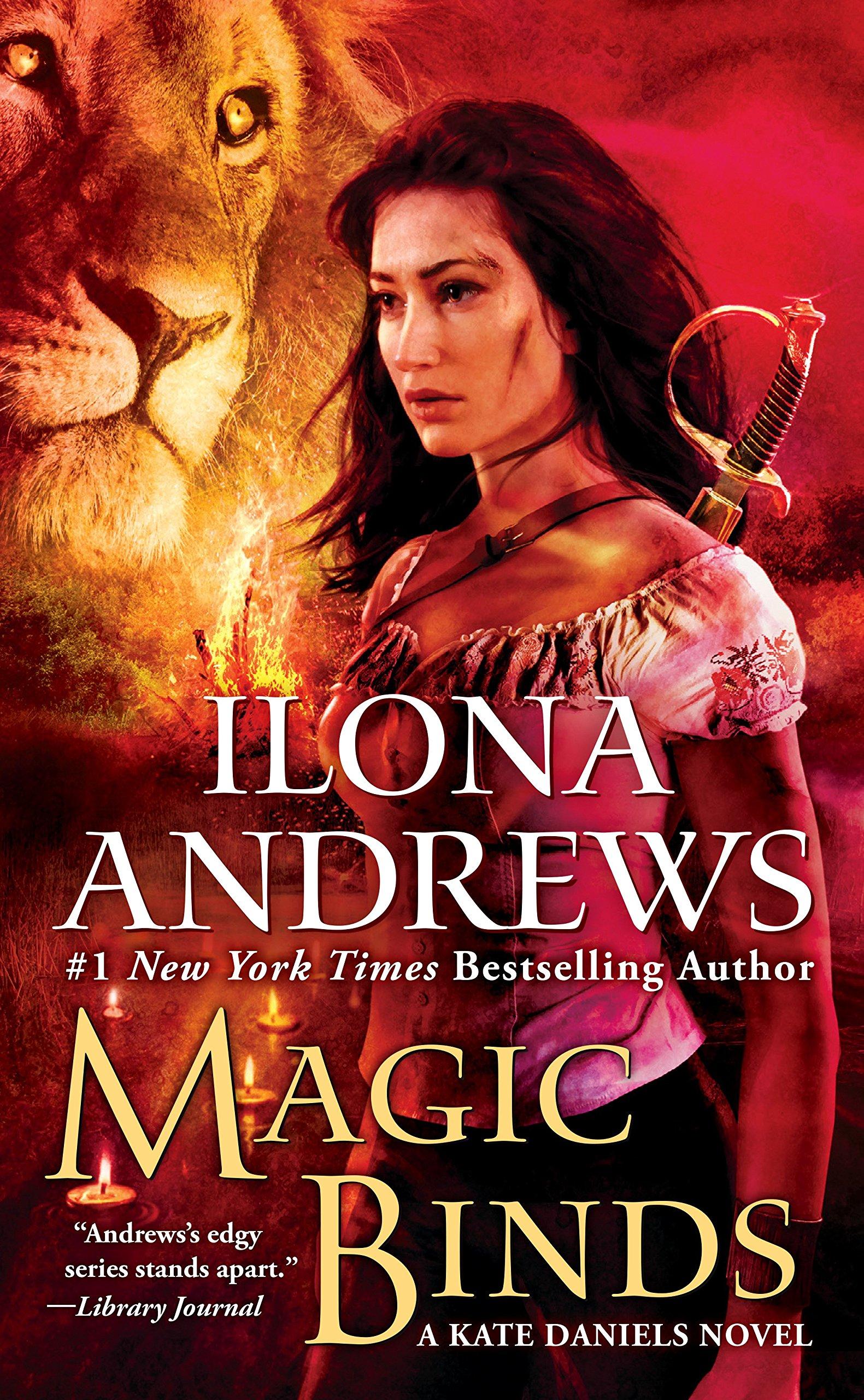 Magic Binds  Kate Daniels Book 9   English Edition