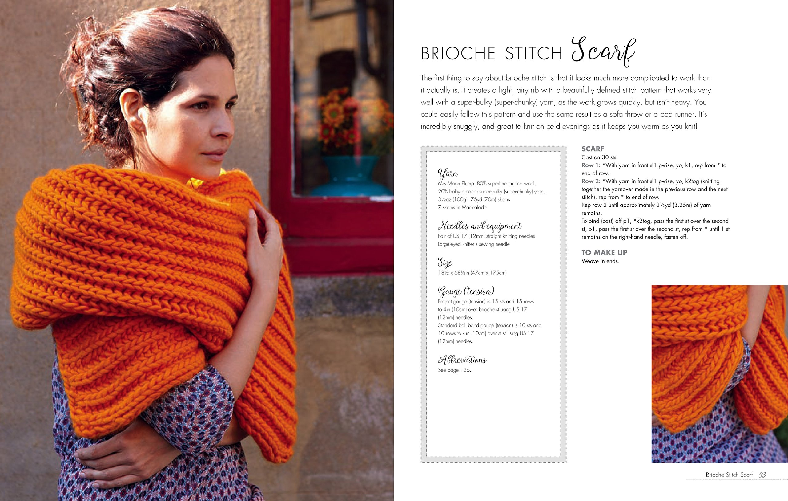 Simple Chic Knits  35 stylish patterns to knit in no time  Karen Miller a1d4a6d5c