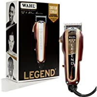 Wahl Professional New Look 5-Star Legend Clipper #8147 - The Ultimate Wide-Range Fading Clipper with Crunch Blade Technology - Includes 8 Attachment Combs