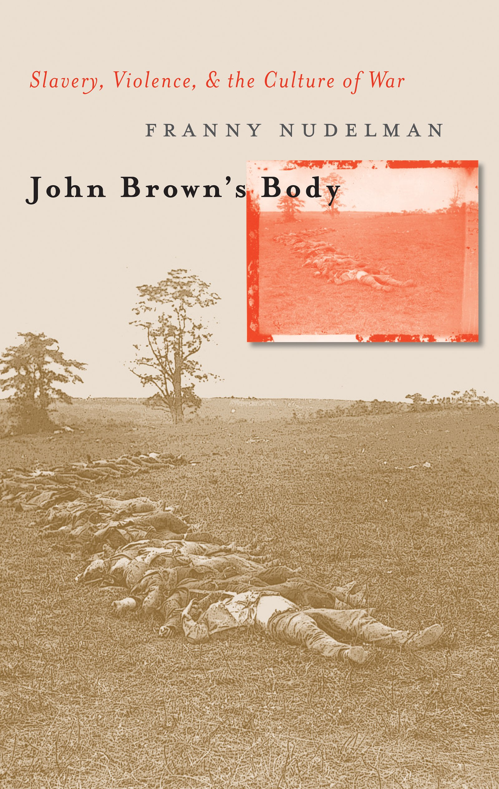 John browns body slavery violence and the culture of war john browns body slavery violence and the culture of war cultural studies of the united states franny nudelman 9780807855577 amazon books fandeluxe Choice Image