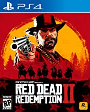 Red Dead Redemption 2 for PlayStation 4 - Standard Edition