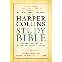 HarperCollins Study Bible: Fully Revised & Updated