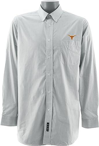 Vesi Sportswear NCAA Texas Longhorns Micro Check Tejido ...