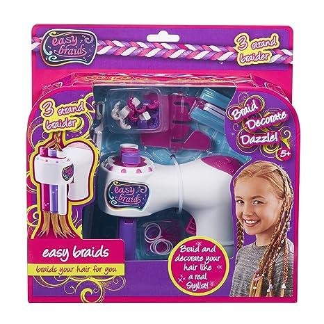 Amazon Com Easy Braids 06455 Toys Toys Games