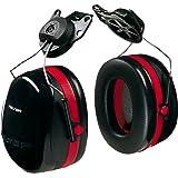 3M H10P3E  Peltor Optime 105 Helmet Attachable Earmuff, Ear Protectors, Hearing Protection, NRR 27 dB