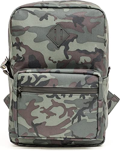 Abscent The El Jefe Camo BackPack