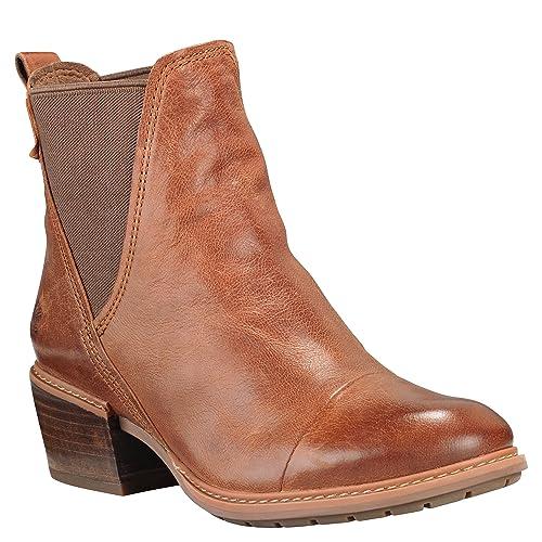 301dbd82742b Amazon.com   Timberland Women s Sutherlin Bay Chelsea Fashion Boot   Boots