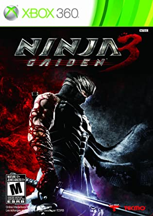 Amazon Com Ninja Gaiden 3 Xbox 360 Video Games