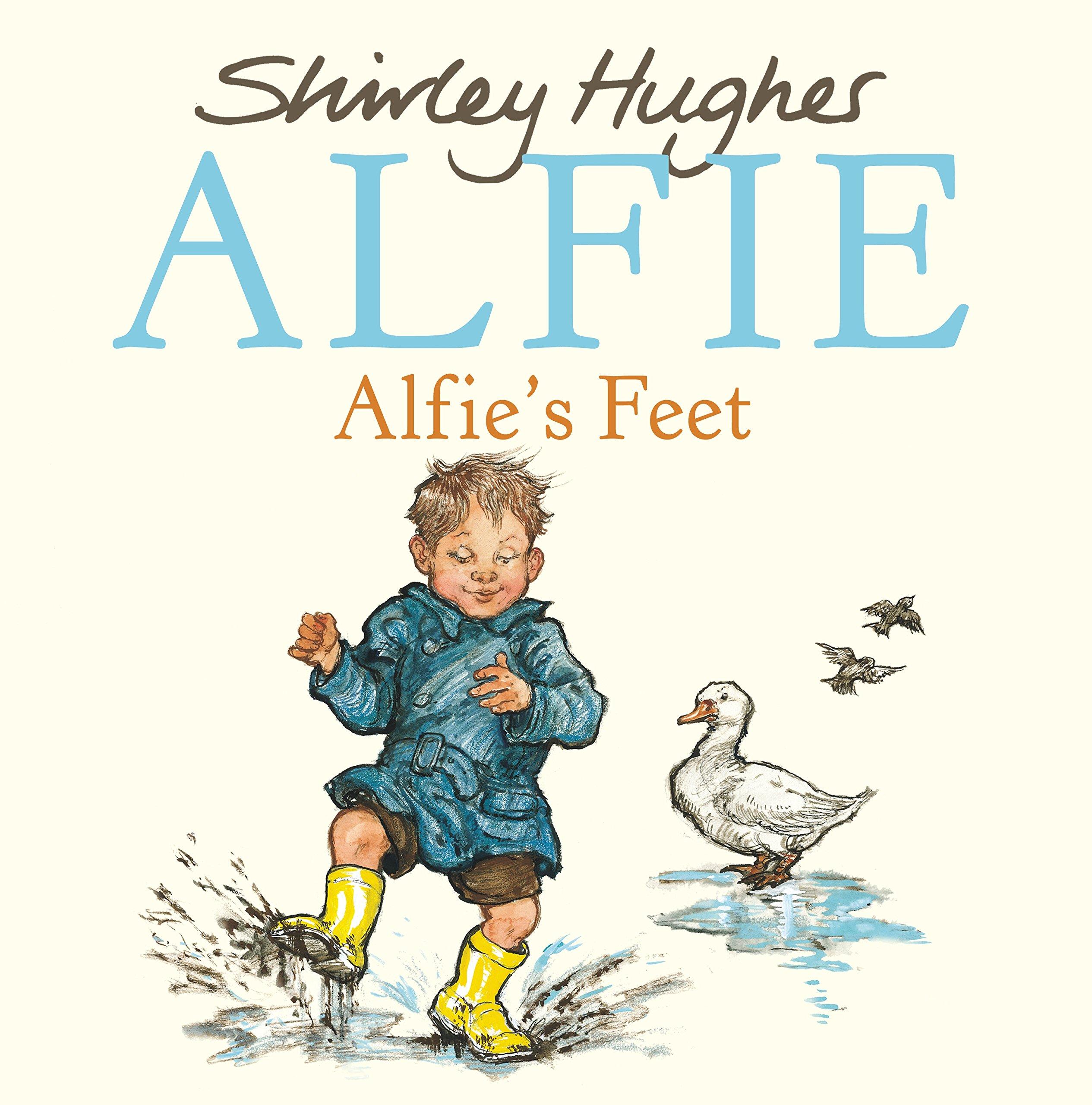 Download Alfie's Feet PDF ePub fb2 book
