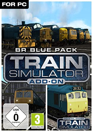 59d7b8b1d55 BR Blue Pack Loco Add-On [PC Code - Steam]: Amazon.co.uk: PC & Video Games