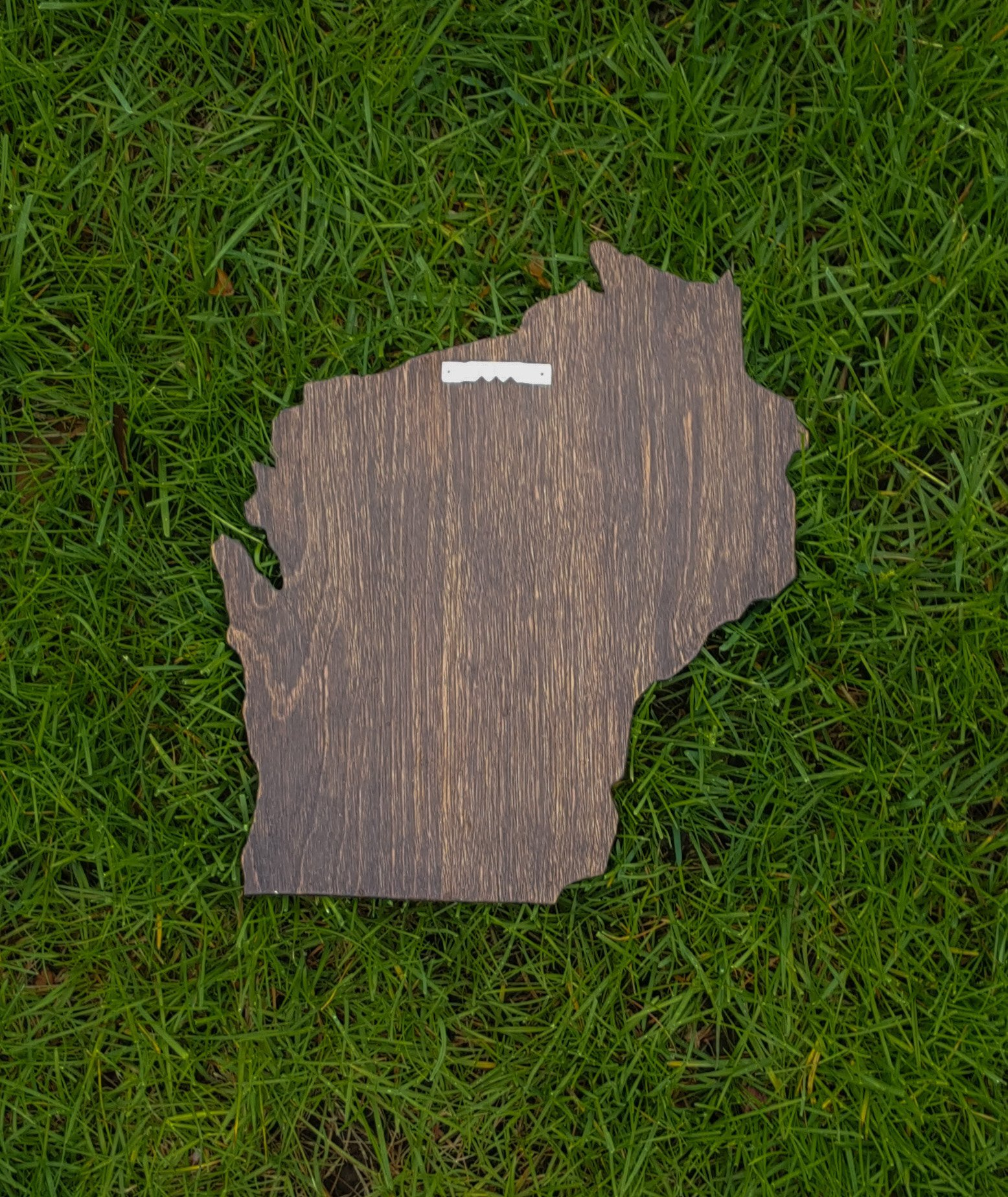 Rustic Wisconsin State Wooden Gallery Wall Art Cutout Office College Dorm Home Bedroom Decor by Natural Accents HD (Image #2)