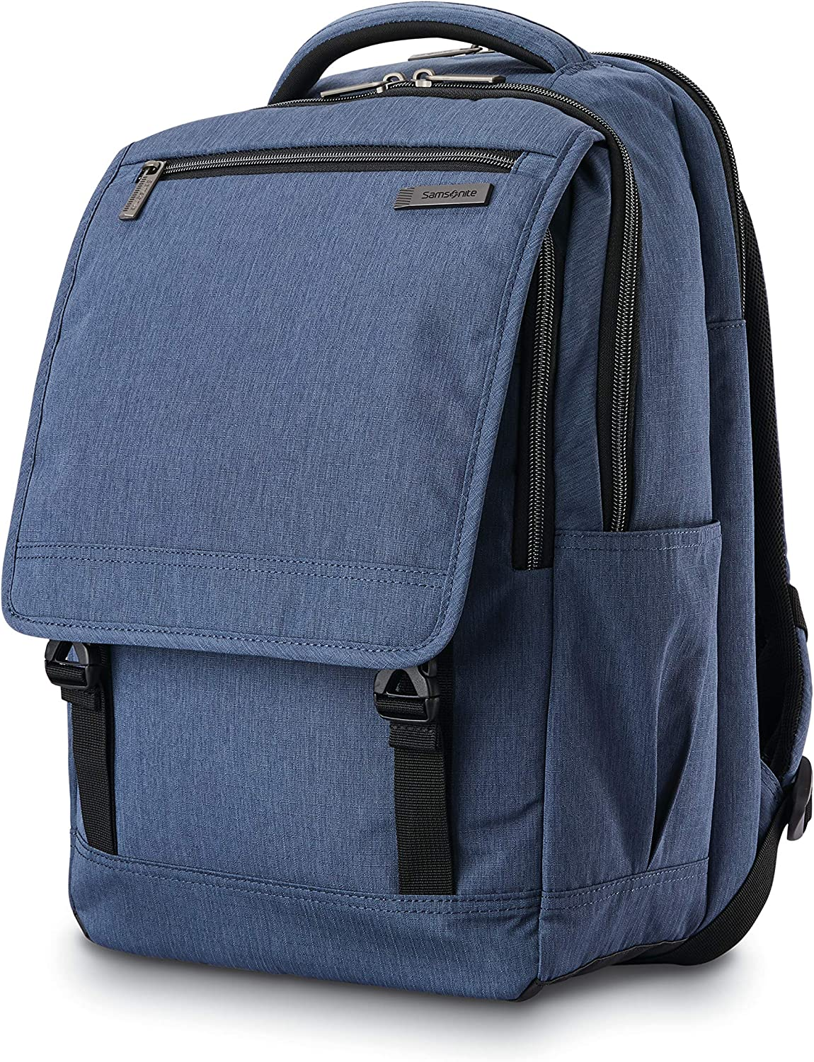 Samsonite Modern Utility Paracycle Laptop Backpack, Blue Chambray, One Size