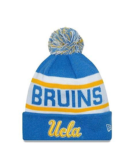 a1738d47a62 Amazon.com   NCAA UCLA Bruins New Era College Biggest Fan Redux Knit ...