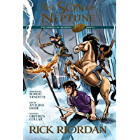 Heroes of Olympus, The, Book Two: Son of Neptune, The: The Graphic Novel (The Heroes of Olympus: The Graphic Novel 2)