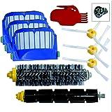 Wartungskit für die iRobot Roomba Serie 600 Reinigungskit Seitenbürsten Filter Set für 620 630 650 660 verkauft von SchwabMarken®