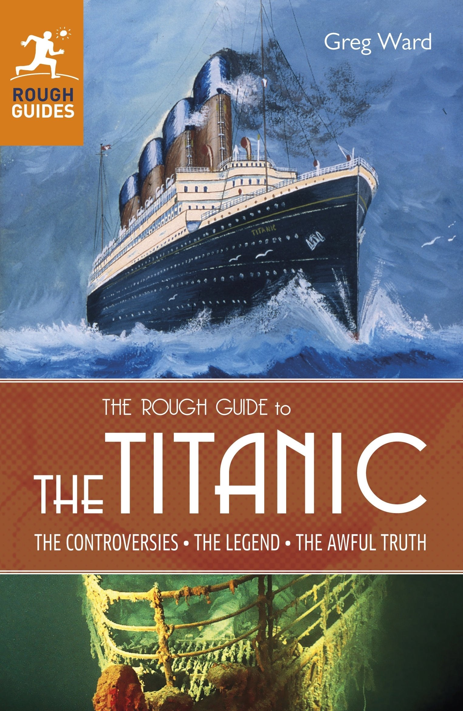 Download The Rough Guide to the Titanic (Rough Guides) pdf