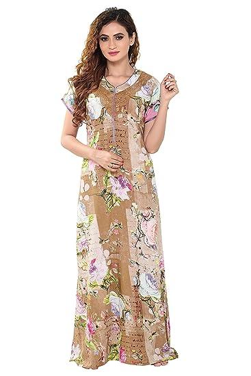 Boring Dress Women s Modal Night Dress (MONG1BNAL-ML1181 f7ac5613a
