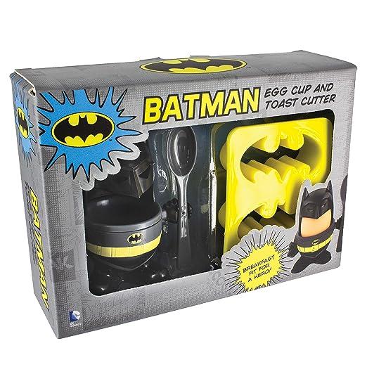 DC Comics - Portauova, Motivo: Batman E Stampi Per Toast: Amazon ...