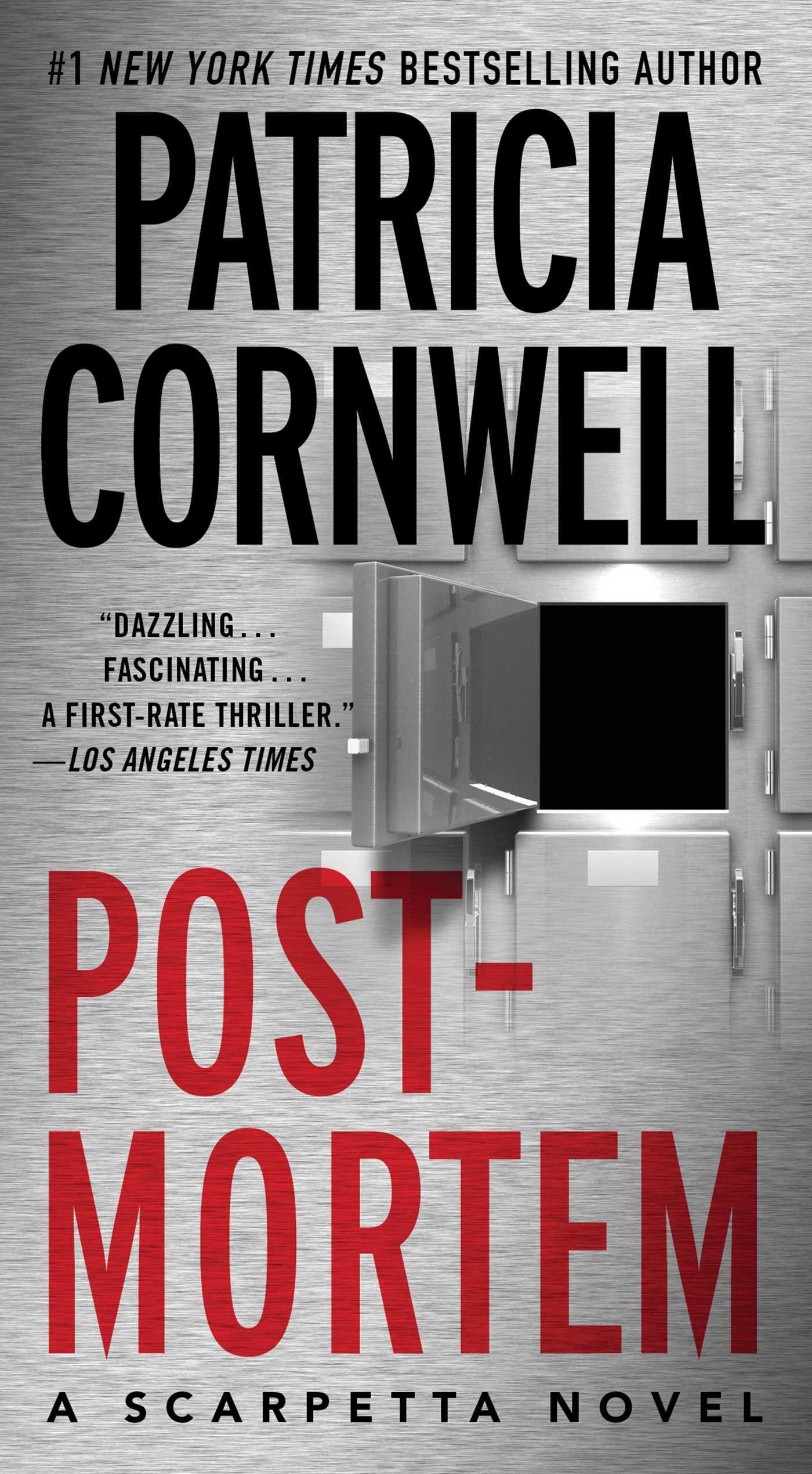 Postmortem (1) (Kay Scarpetta): Patricia Cornwell: 9781439148129 ...