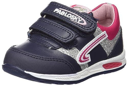 Pablosky 266521, Zapatillas de Deporte para Niñas: Amazon.es: Zapatos y complementos