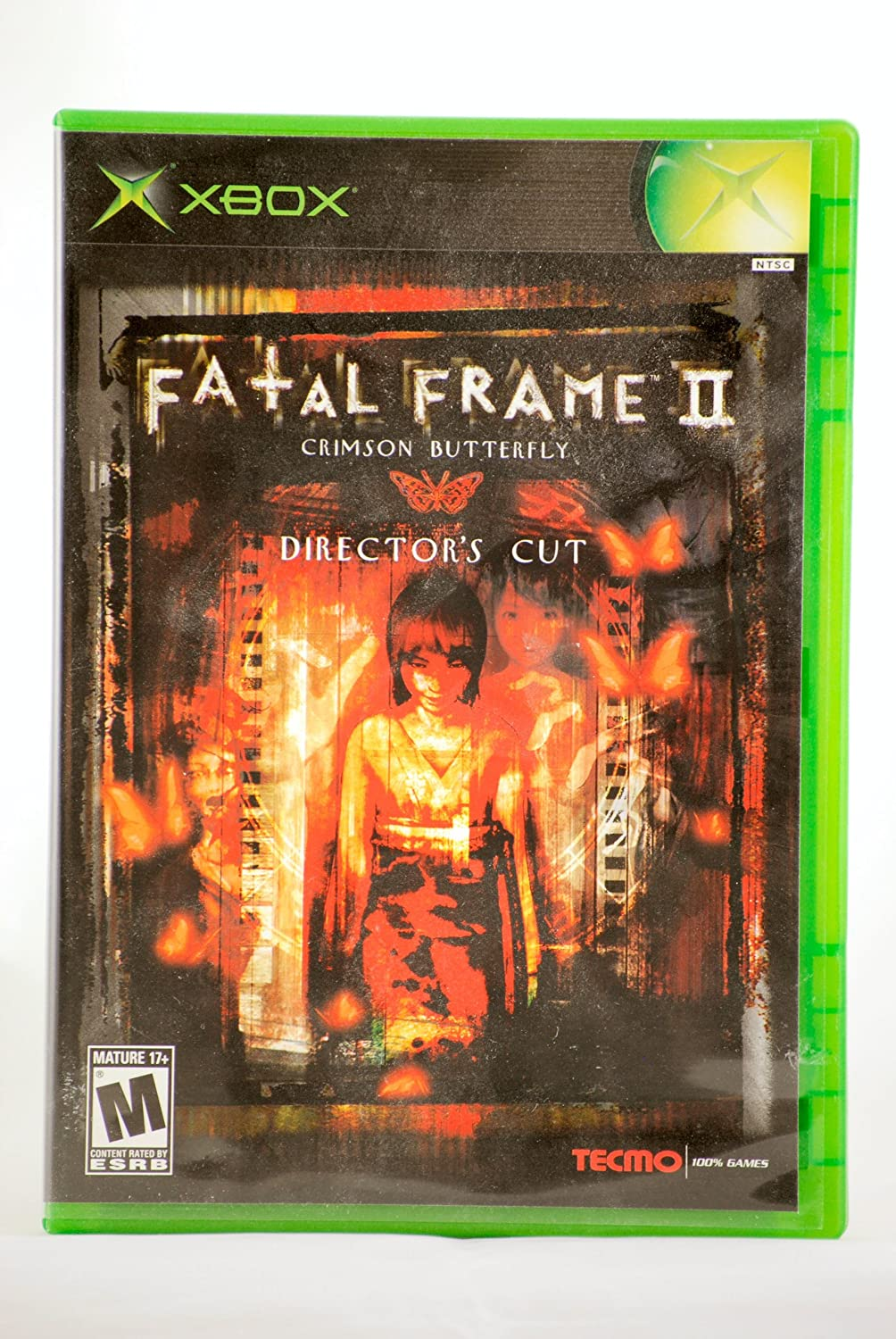 Amazon.com: Fatal Frame 2 - Xbox: Artist Not Provided: Video Games