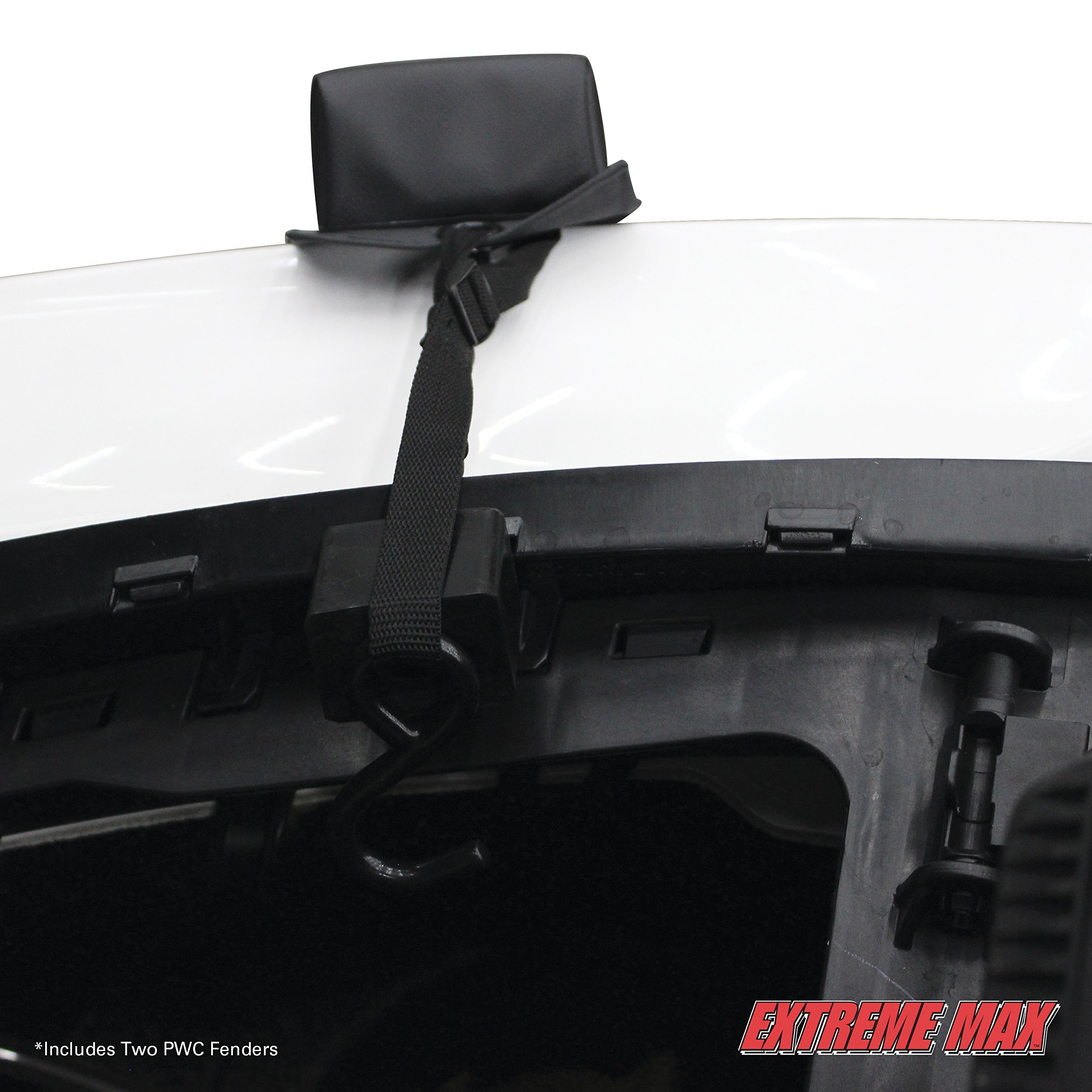 Extreme Max 3006.7270 BoatTector PWC Contour Fender Value Pack by Extreme Max (Image #5)