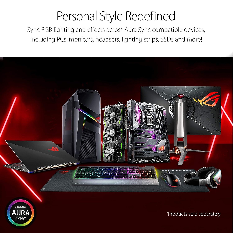 ASUS ROG Strix Flare Pnk Limited Edition Mechanical Gaming