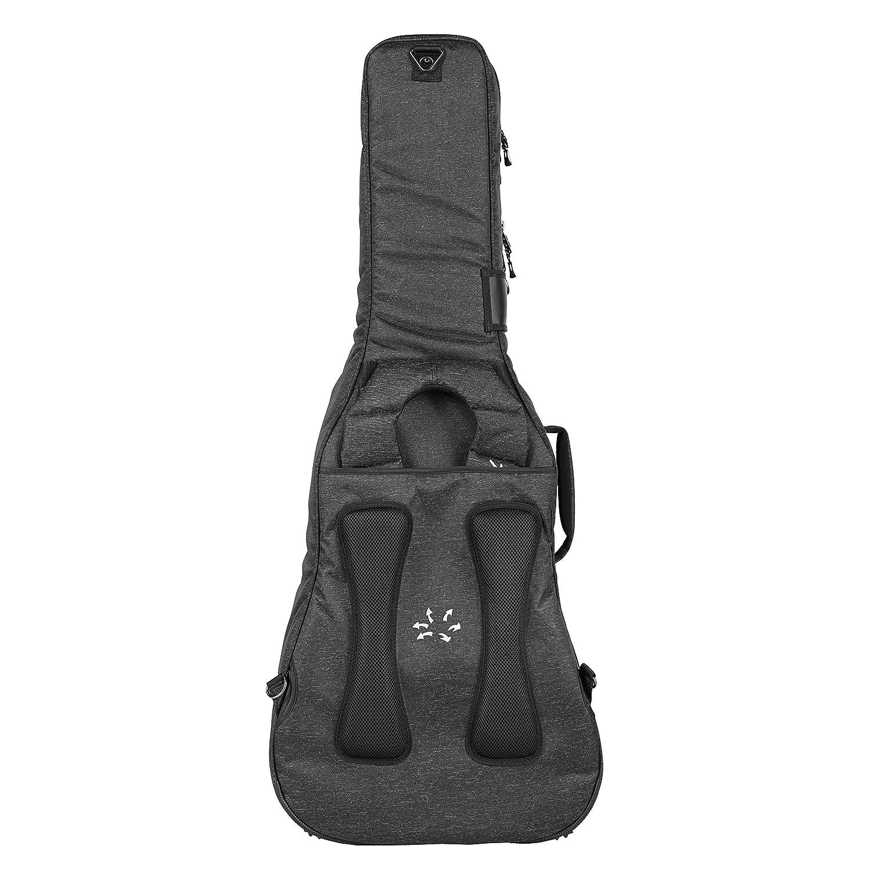 music area tang30 electric guitar gig bag waterproof