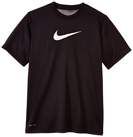 ed58d326 Image Unavailable. Image not available for. Color: Nike Legend Dri-Fit  Short Sleeve Tee Youth ...