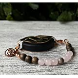 Love Mala Bracelet - Bellabeat Leaf