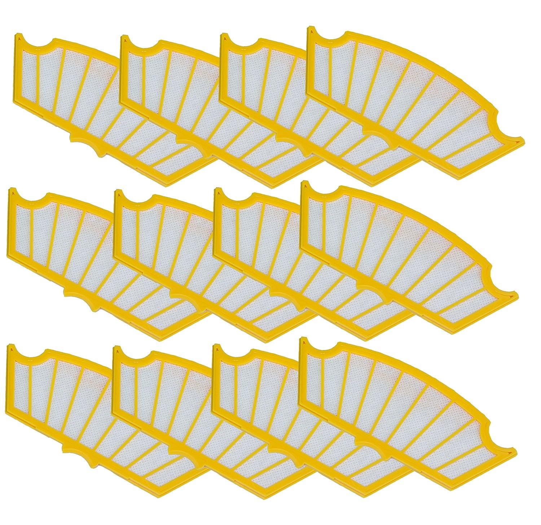 6 [6 ]Filtro para aspiradoras de la serie 500 de iRobot Roomba, 510 520 530 531 532 537 540 550 560 570 580 vendido por SchwabMarken: Amazon.es: Hogar