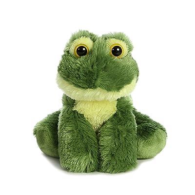 "Aurora - Mini Flopsie - 8"" Frolick Frog: Toys & Games"