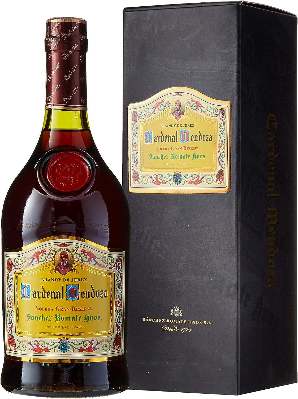 Cardenal Mendoza Brandy de Jerez, 70cl: Amazon.es ...