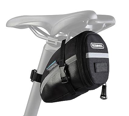 622cc7616322 Roswheel Bike Bag Bicycle Storage Bags Tail Tool Underseat Handlebar Bag  Bike Top Tube Saddle Seat