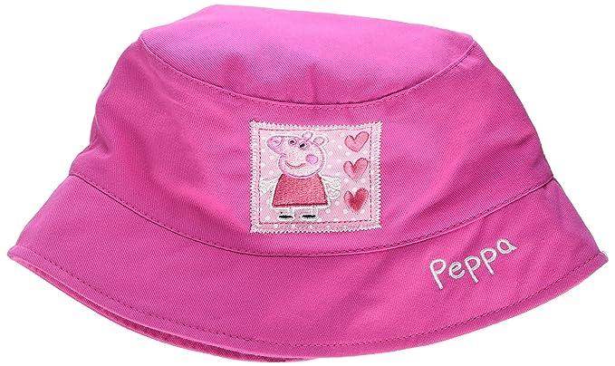 Peppa Pig Sombrero para Niñas, Rosa (Combo 2 17-2230 TC) 50