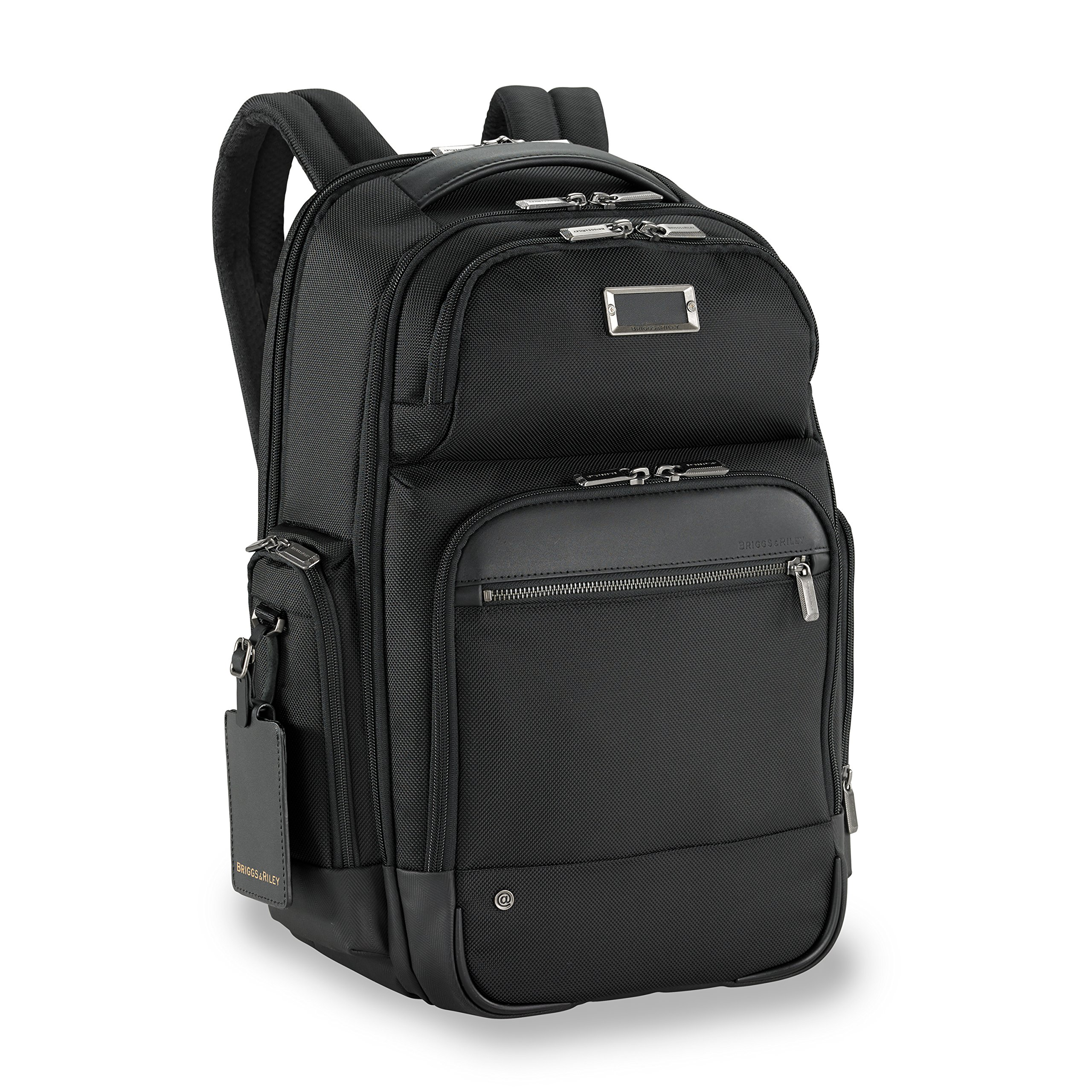 Briggs & Riley @work Medium Cargo Backpack, Black by Briggs & Riley (Image #2)