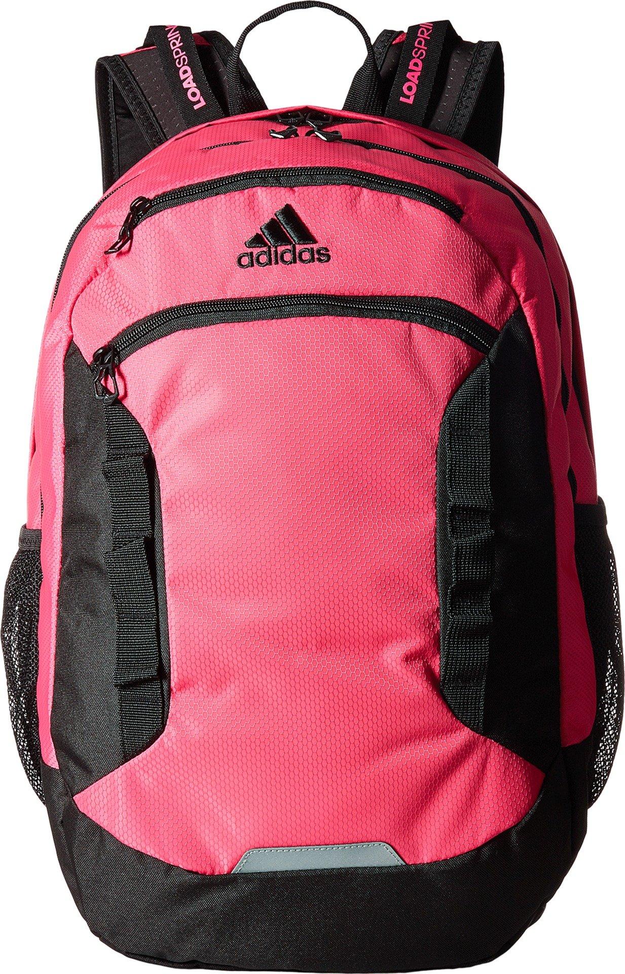 adidas Excel III Backpack, Shock Pink/Black/Grey, One Size