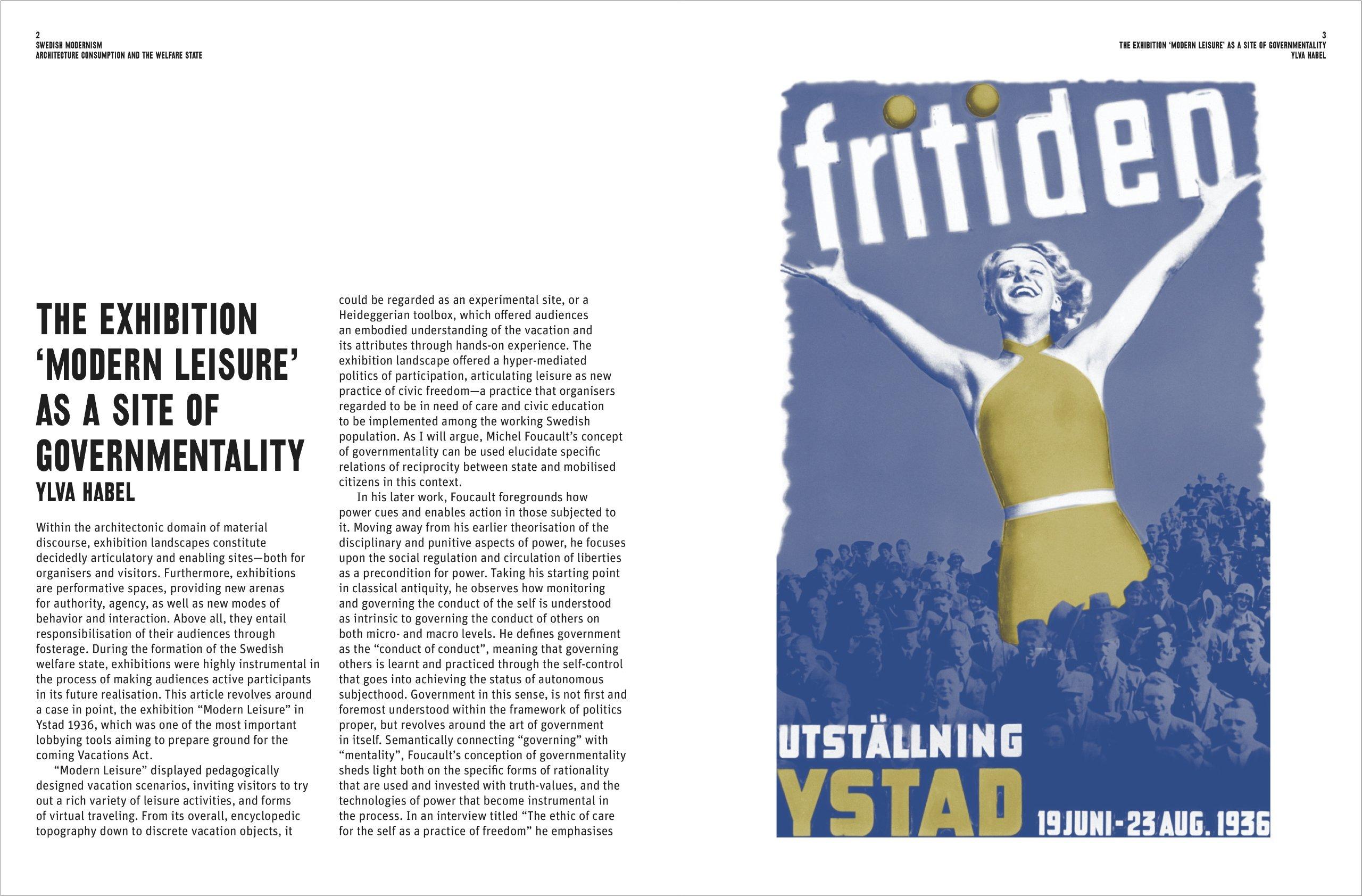 Swedish Modernism: Architecture, Consumption And The Welfare State: Helena  Mattsson: 9781906155988: Amazon: Books
