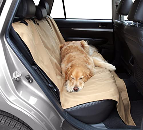 Floppy Ears Design Waterproof Durable and Tough Traditional Pet Seat Protector Cover, One Size