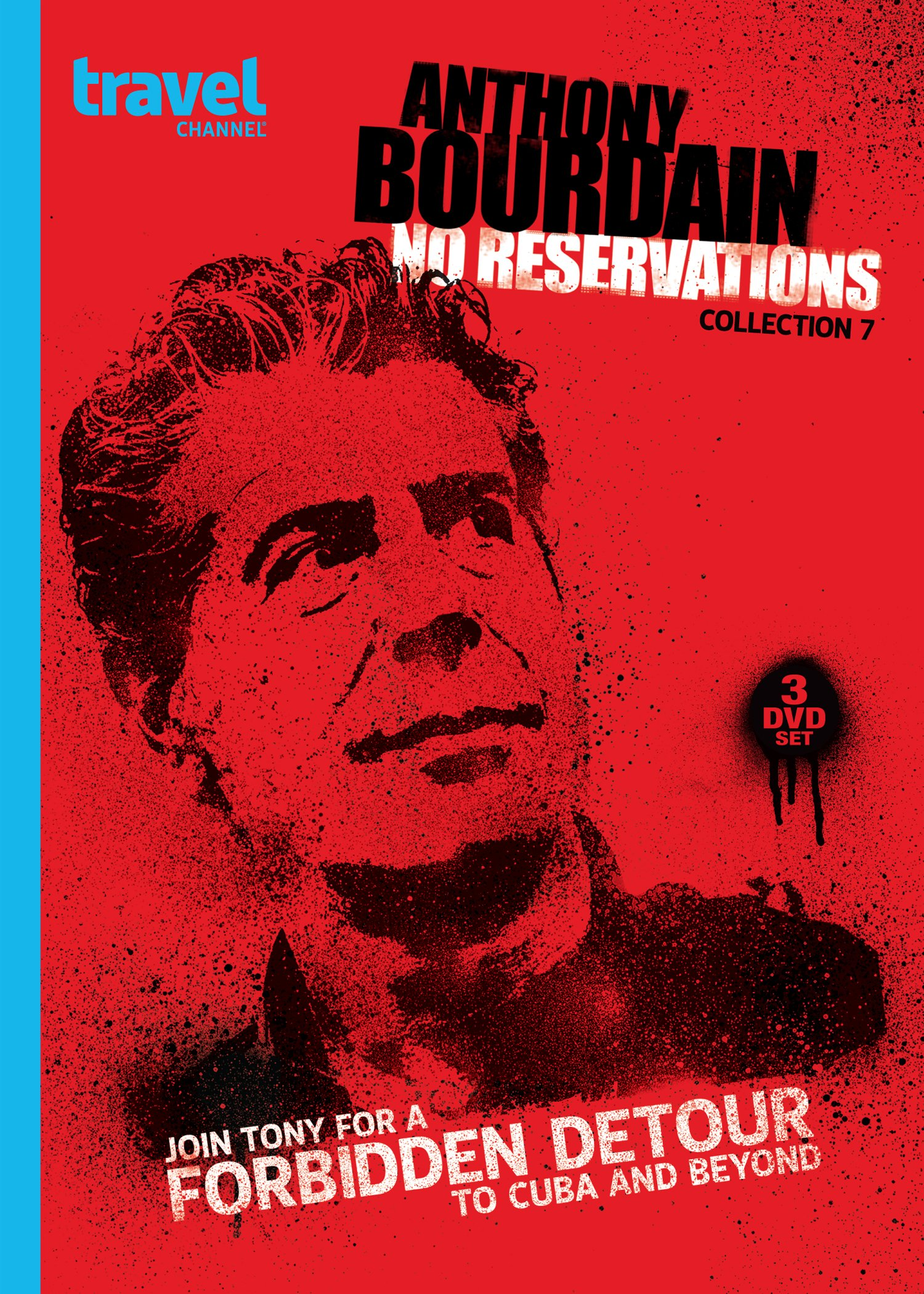 Anthony Bourdain: No Reservations Collection 7 by Travel Channel (Gaiam)