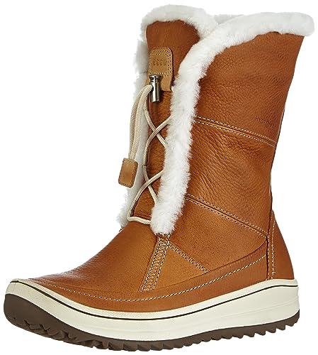 404768a95c30 ECCO Women s Trace Snow Boots  Amazon.co.uk  Shoes   Bags